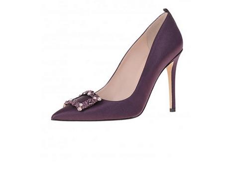 Сара Джессика Паркер создала коллекцию свадебной обуви | галерея [1] фото [7]