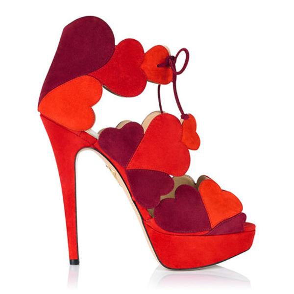 Коллекция Charlotte Olympia ко Дню Святого Валентина | галерея [1] фото [8]
