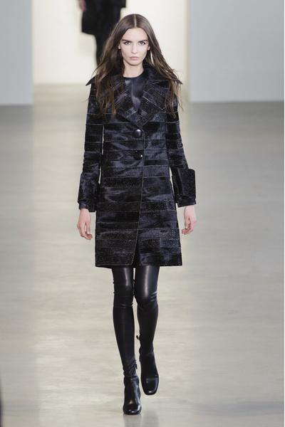Показ Calvin Klein на Неделе моды в Нью-Йорке | галерея [1] фото [37]