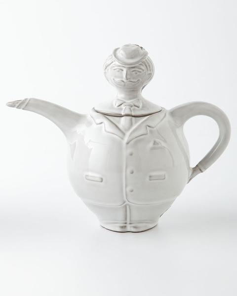 Керамический чайник Jack Sprat, Jonathan Adler, www.jonathanadler.com, www.yanahome.ru