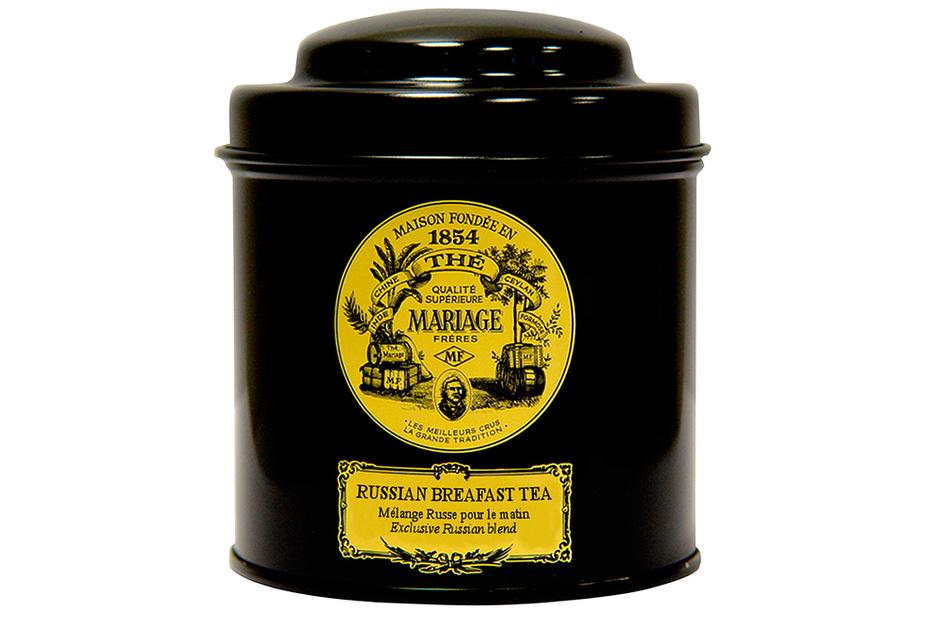 ЧЕРНЫЙ ЧАЙ RUSSIAN BREAKFAST TEA