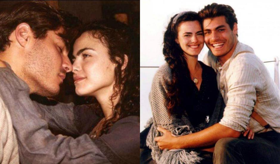 Маттео и Жулиана, «Земля любви»