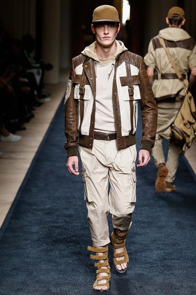 Неделя мужской моды в Париже: лучшие показы | галерея [7] фото [14]