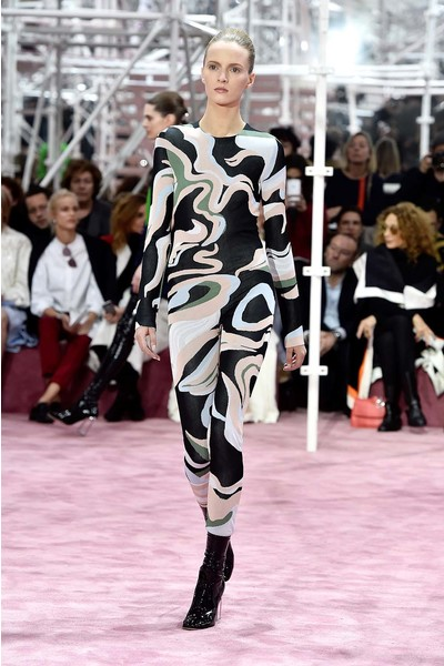 Показ Dior Haute Couture | галерея [1] фото [2]