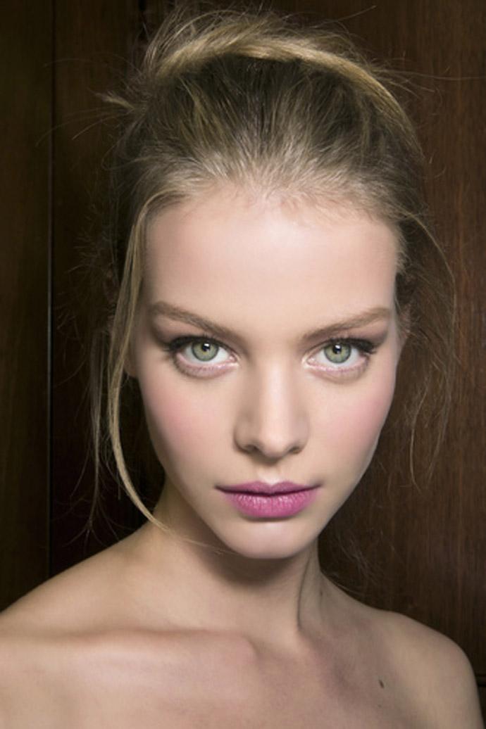 Модный макияж весна-лето 2016