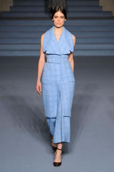 Неделя моды в Лондоне: 21 февраля | галерея [1] фото [4]
