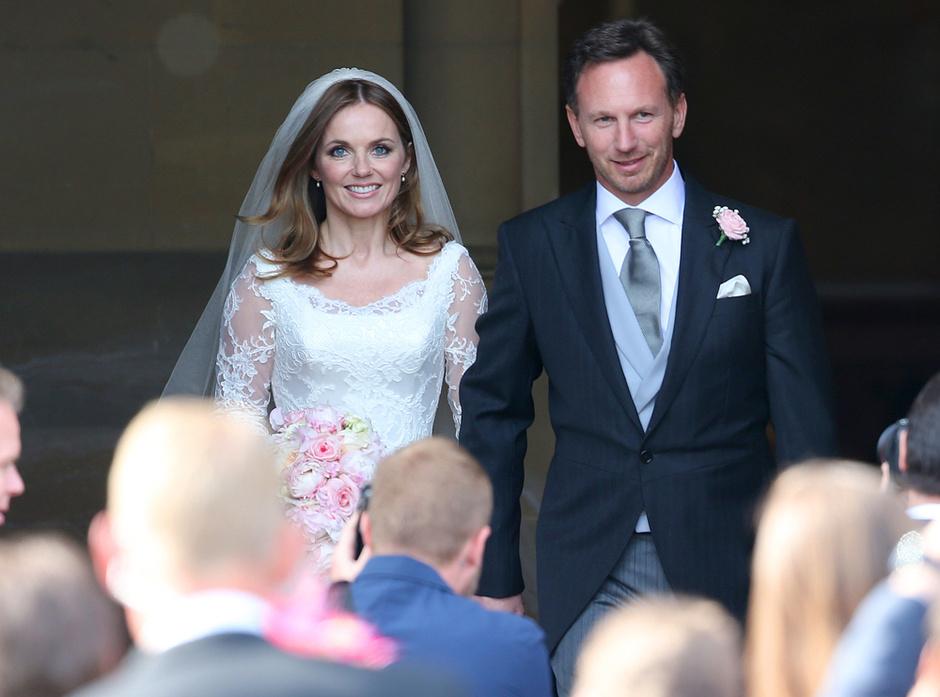 Экс-участница Spice Girls Джери Холлиуэлл стала мамой во 2-ой раз