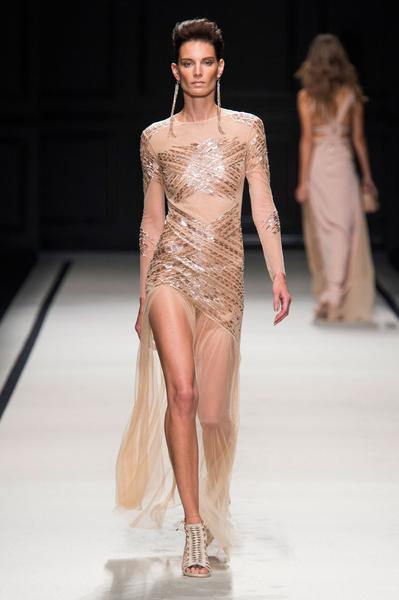 50 лучших платьев Недели моды в Милане | галерея [1] фото [14]