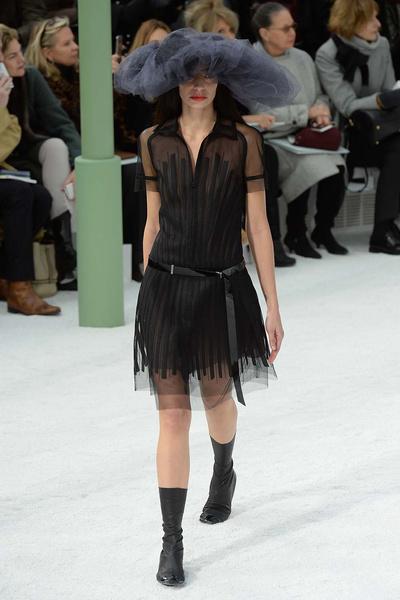 Показ Chanel Haute Couture | галерея [1] фото [7]