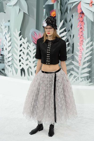 Показ Chanel Haute Couture | галерея [1] фото [8]