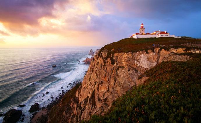 Мыс Рока, Португалия
