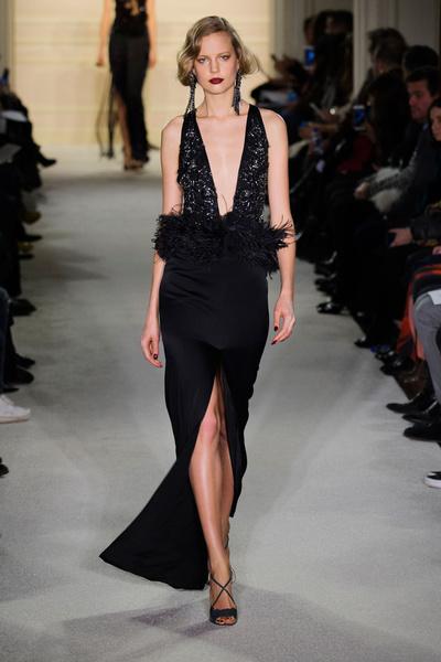 Показ Marchesa на Неделе моды в Нью-Йорке   галерея [1] фото [16]