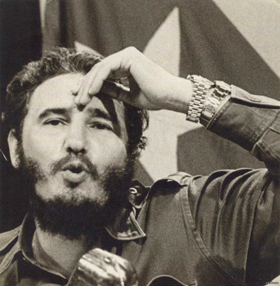 Скончался лидер кубинской революции Фидель Кастро— Ушла легенда