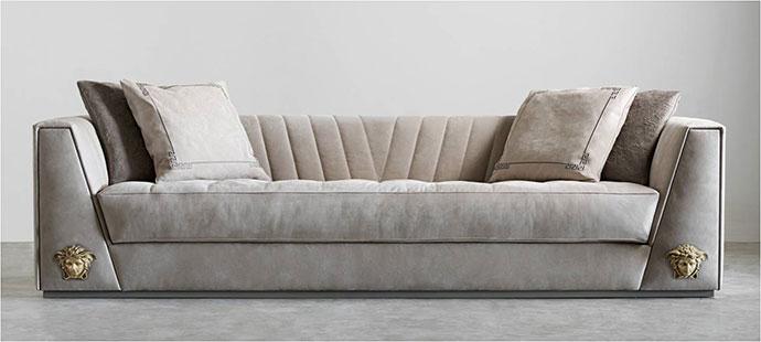 диван, Versace, Донателла Версаче