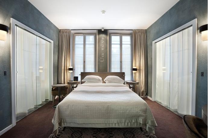 Отель Pavillon Des Lettres в Париже фото 2