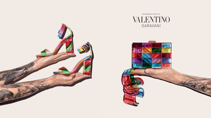 Клатч от Valentino