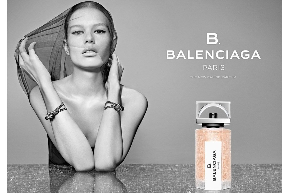 Новый аромат Balenciaga