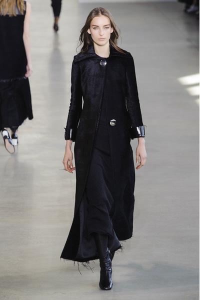 Показ Calvin Klein на Неделе моды в Нью-Йорке | галерея [1] фото [6]