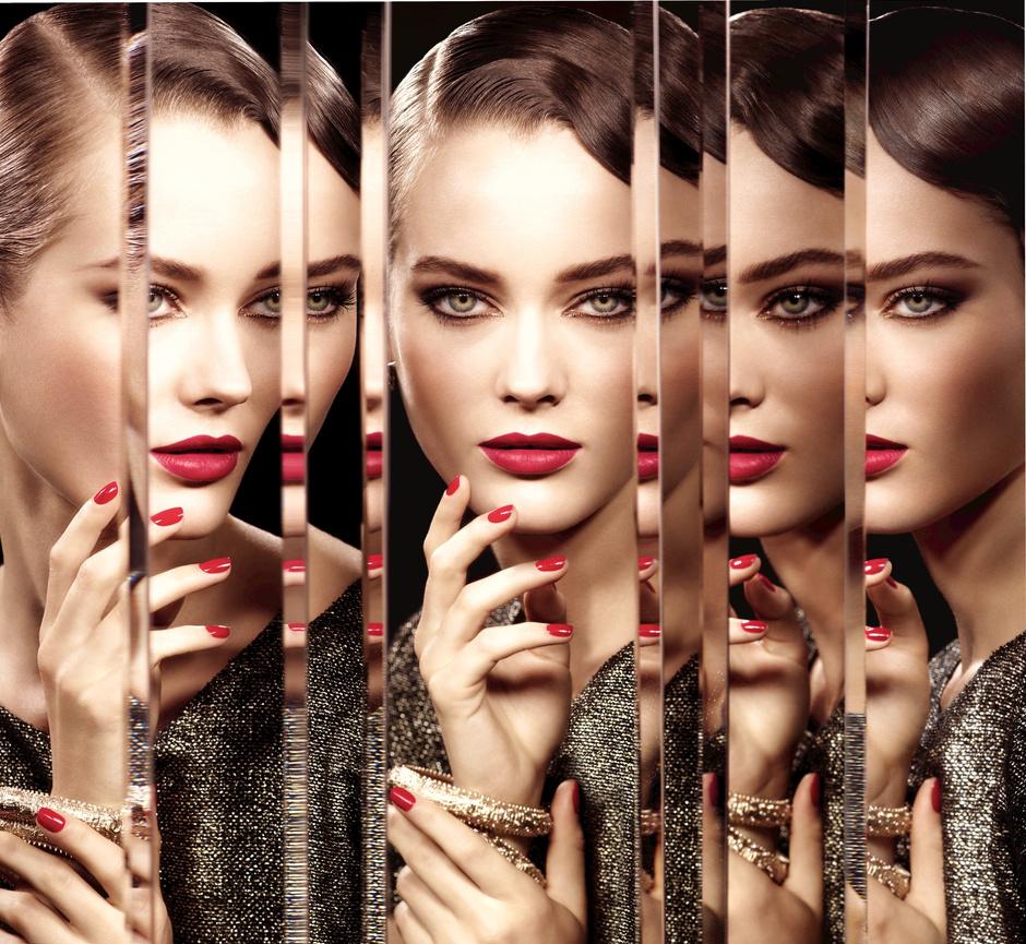 коллекции макияжа рождество 2014 диор