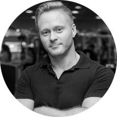 Вадим Неугомонов — инструктор групповых программ и персональный тренер фитнес-клуба Republika