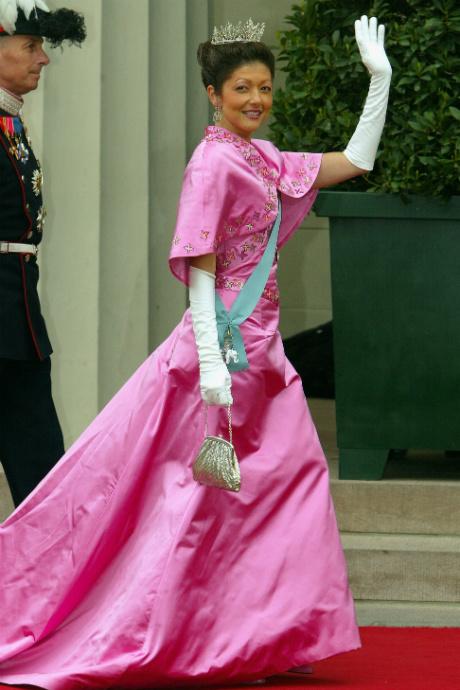 Принцесса Люксембурга Александра