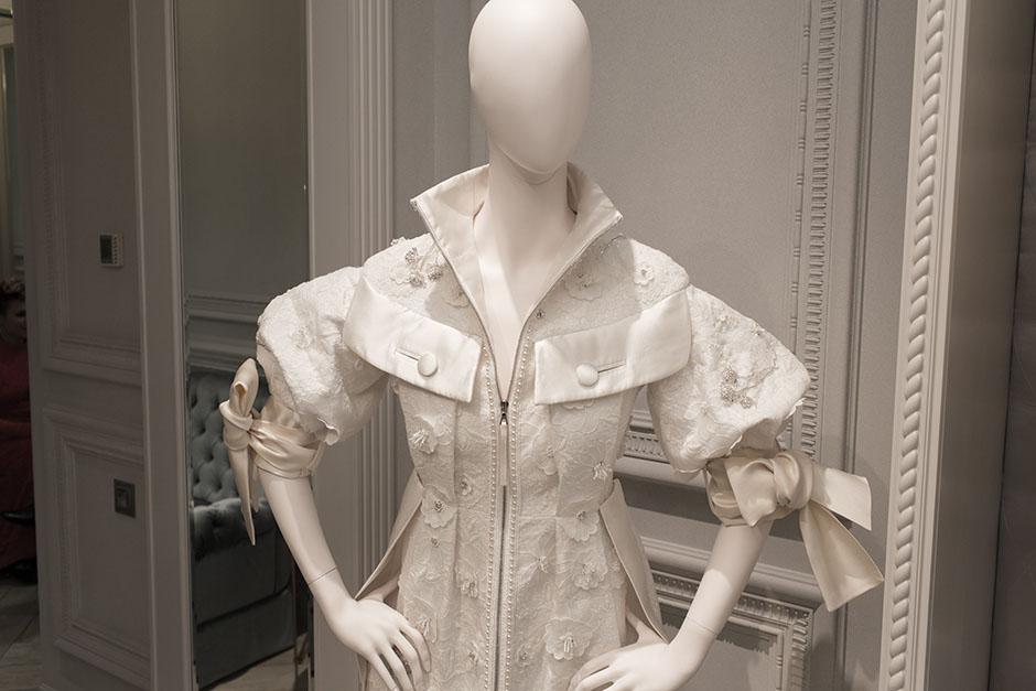В центре Москвы открылся бутик Edem Couture