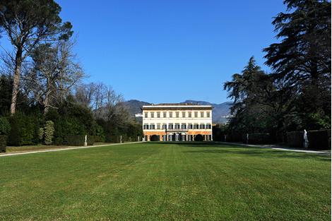 Вилла Марлия в Тоскане станет отелем   галерея [1] фото [35]