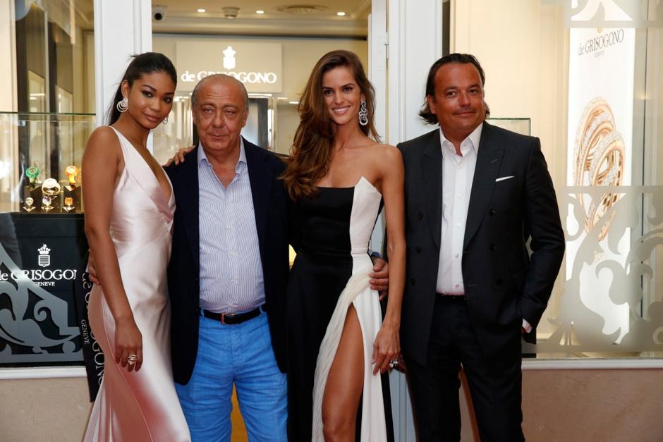 Открытие бутика De Grisogono в Каннах