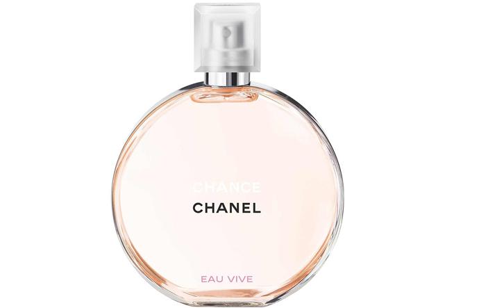 Аромат Chance Eau Vive от Chanel