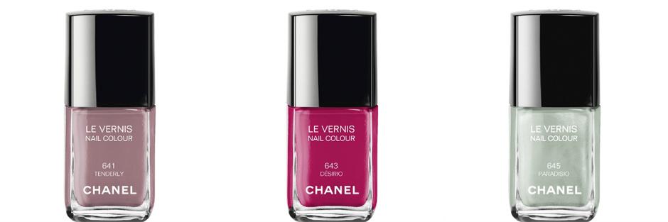 Весенняя коллекция макияжа Reverie Parisienne от Chanel