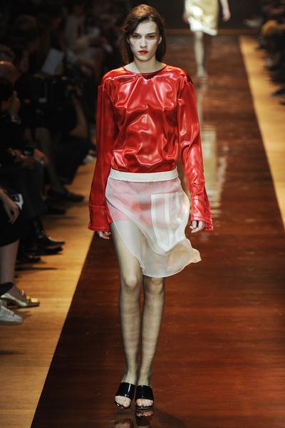 Неделя моды в Париже: день пятый | галерея [6] фото [6]