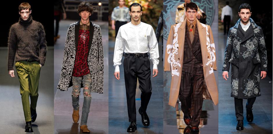 мужская одежда 2013