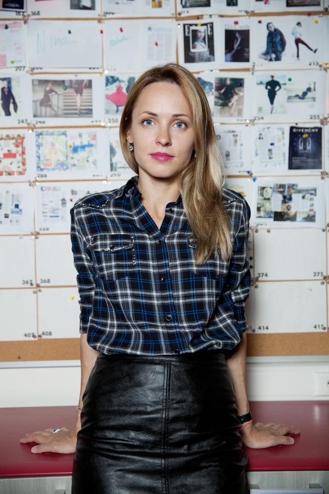 Девушка недели: Марта Вандыш