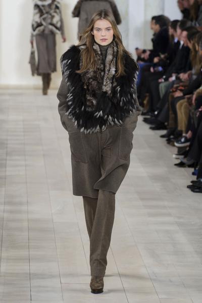 Показ Ralph Lauren на Неделе моды в Нью-Йорке | галерея [1] фото [32]