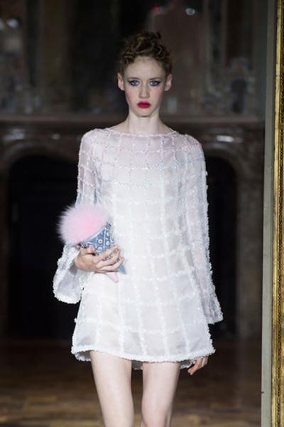 10 самых красивых свадебных платьев с Недели Высокой моды в Париже. | галерея [1] фото [4]