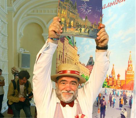 ВПАСТЬ В ДЕТСТВО: череда веселых мероприятий в ГУМе | галерея [2] фото [2]
