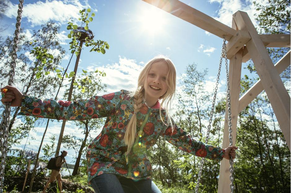 Где летом провести выходные с детьми?