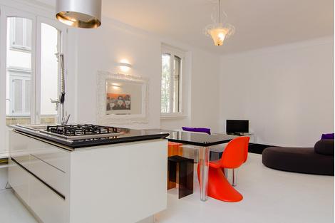 Топ-10: дизайнерские квартиры в Милане | галерея [5] фото [4]