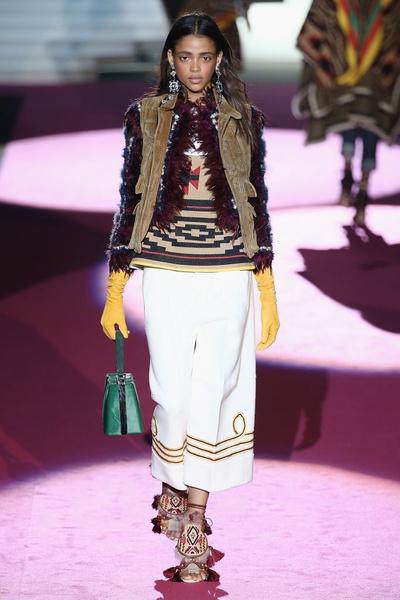 Показ DSquared2 на Неделе моды в Милане | галерея [2] фото [7]