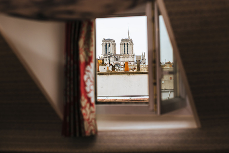 Hotel Dauphine Saint Germain (Париж)