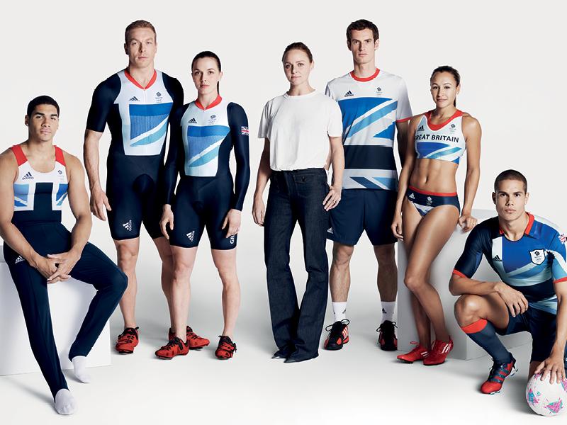 Стелла МакКартни создаст форму для олимпийской сборной