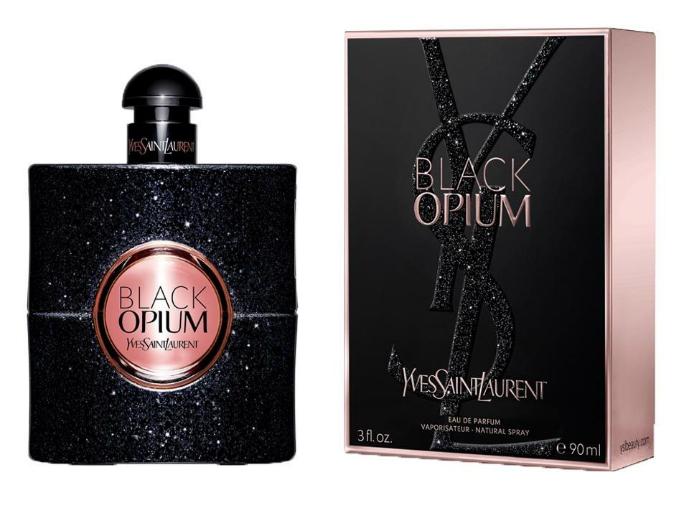 Аромат Black Opium от YSL