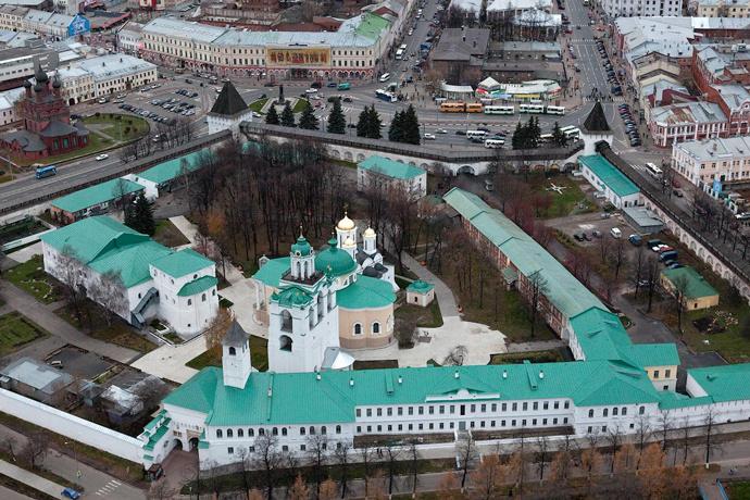 Ярославль, Ярославская область