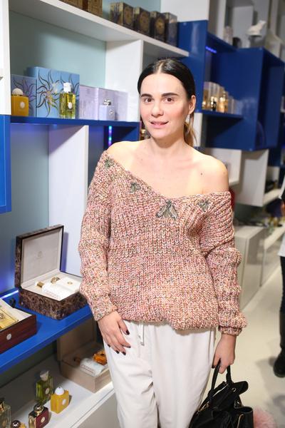 Столичные знаменитости на открытии Fragrance Secrets | галерея [1] фото [4]