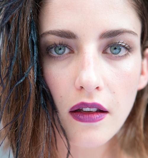 Marchesa тренды макияжа маникюра 2014