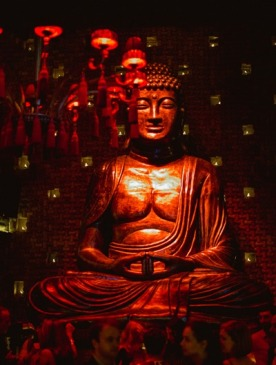 В Москве открылся новый лаундж-ресторан сети Buddha-Bar