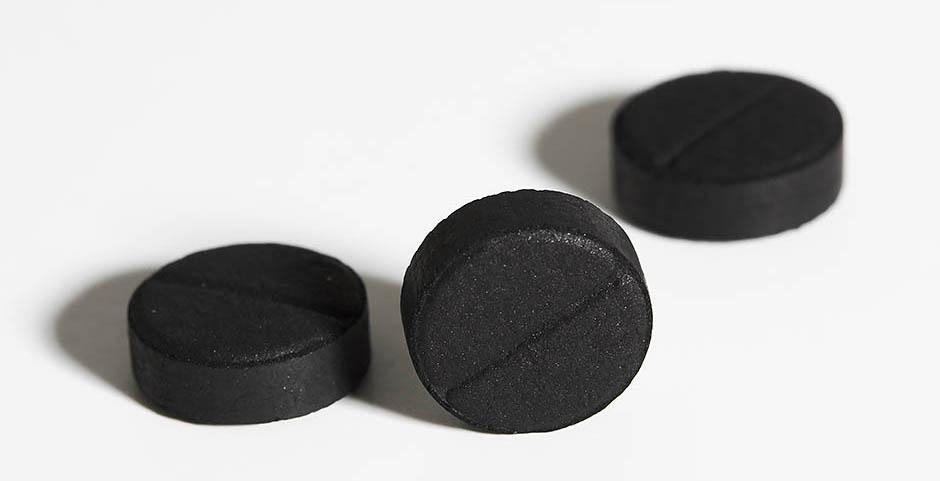 6. Активированный уголь