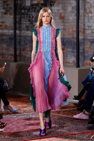 Дом Gucci представил новую круизную коллекцию 2016 | галерея [2] фото [26]