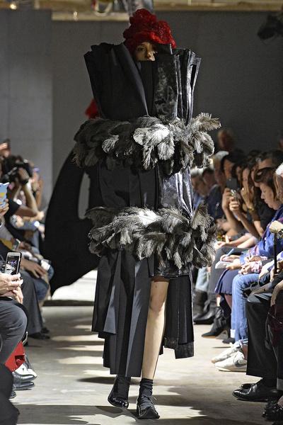 Неделя моды в Париже: день пятый | галерея [4] фото [6]