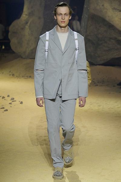 Неделя мужской моды в Париже: лучшие показы | галерея [5] фото [13]